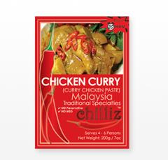 Chicken Curry ( Curry Chicken Paste )