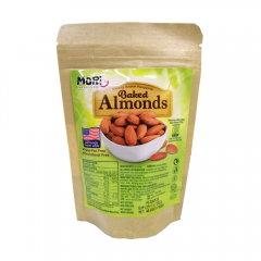Baked Almonds 90g