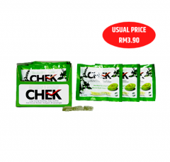 Chek Lozenges - Menthol Eucalyptus