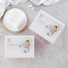 Roaze Dry Baby Wipes (Gentle) 160pcs